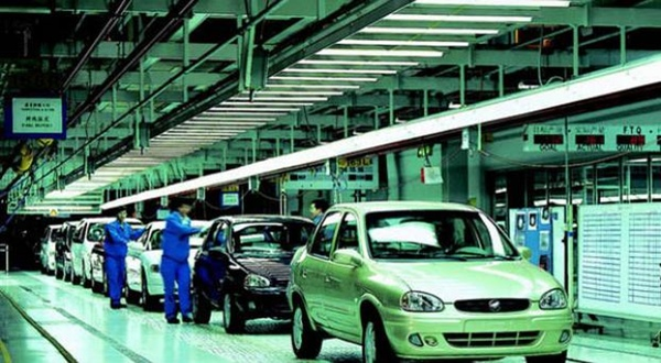 General Motors paraliza produccion en Argentina