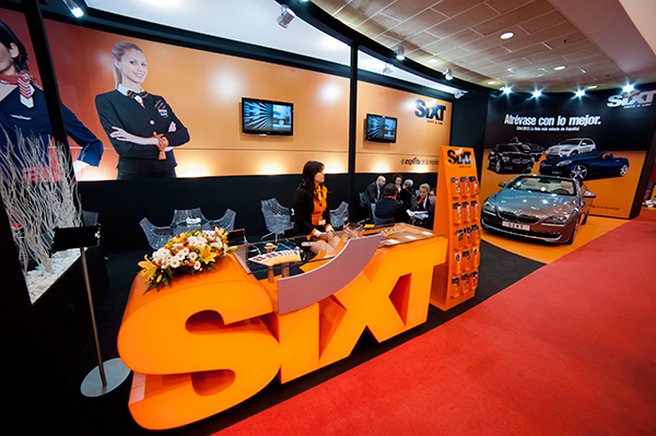 Grupo-Sixt-stand