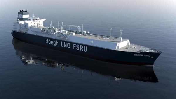 Hoegh LNG ampliara su flota