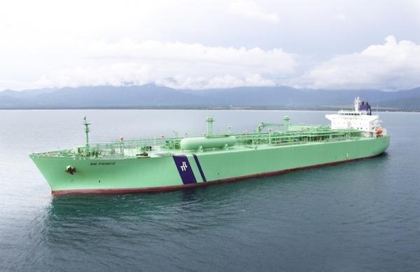 Hyundai Heavy Industries entrega nuevo buque