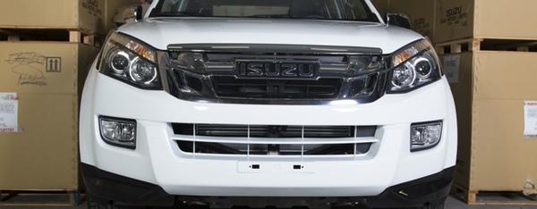 Isuzu Motors presenta nuevo camion en Mexico
