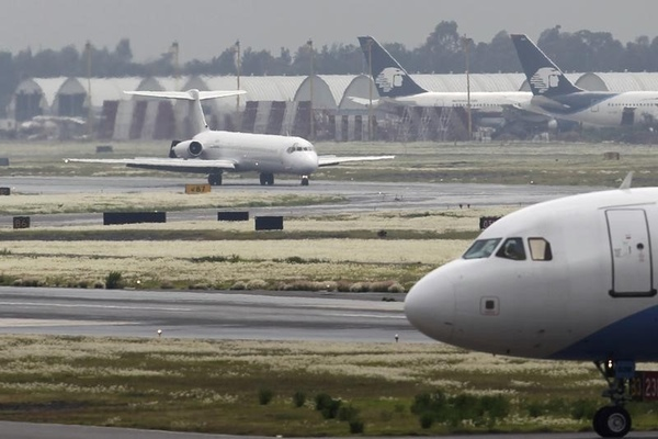 Mexico busca igualdad condiciones con Estados Unidos en transporte aereo