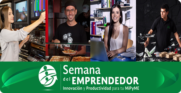 Mexico celebrara Semana Nacional del Emprendedor
