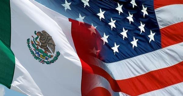 Mexico y Estados Unidos impulsan sus relaciones comerciales