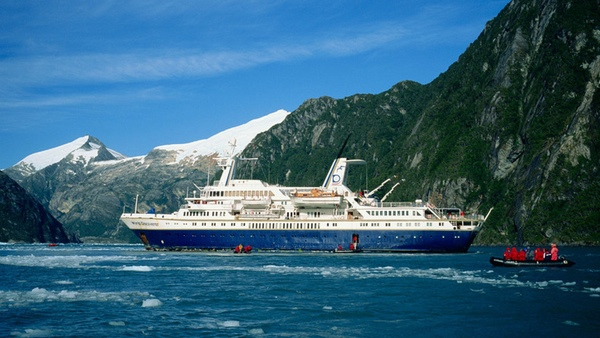 Nueva Zelanda inicia temporada record de cruceros