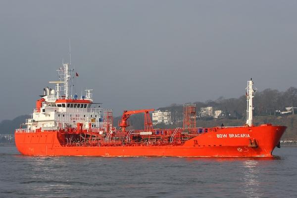 Odfjell SE refinancia sus buques