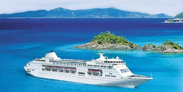 O Cruises celebra 20 aniversario visitas a Lifou