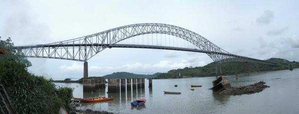 Panama busca inversores para construccion de puente sobre el canal