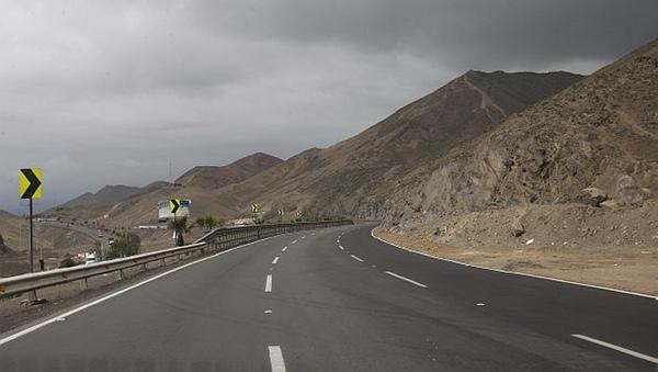 Peru mejora sus carreteras