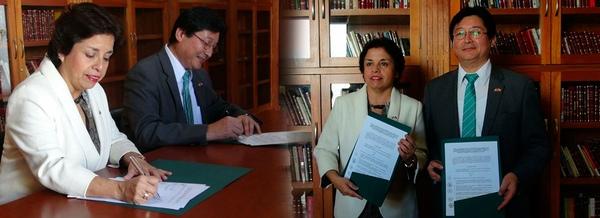 Peru y Chile renuevan colaboracion en sector minero