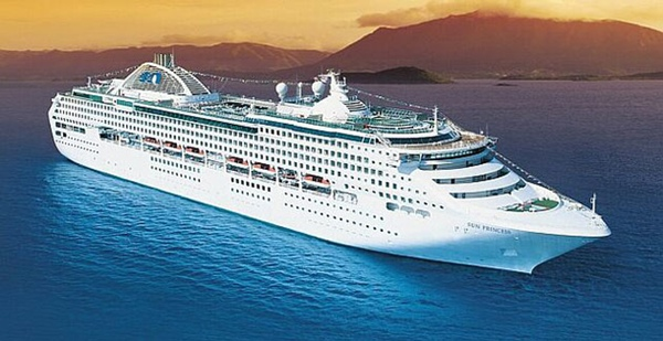 Princess Cruises vende productos de NZ Natural Scoop Sweet Deal