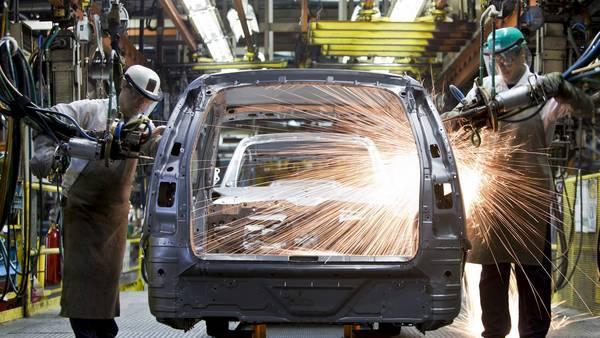 Produccion automovilistica brasilena vuelve a descender