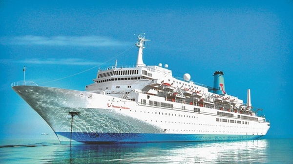 Thomson Cruises establecera puerto base en Dubai