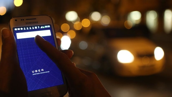 Uber organiza viajes en helicoptero en Mexico