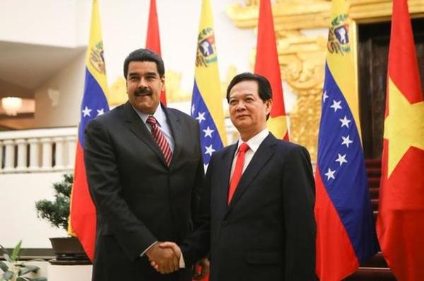 Venezuela estrecha lazos comerciales con Vietnam