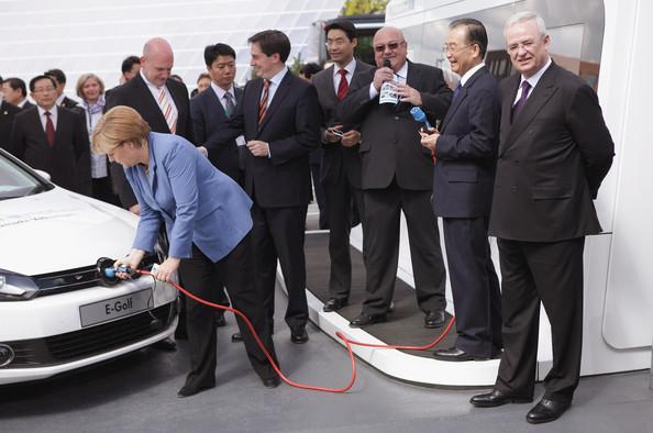 Volkswagen enchufable