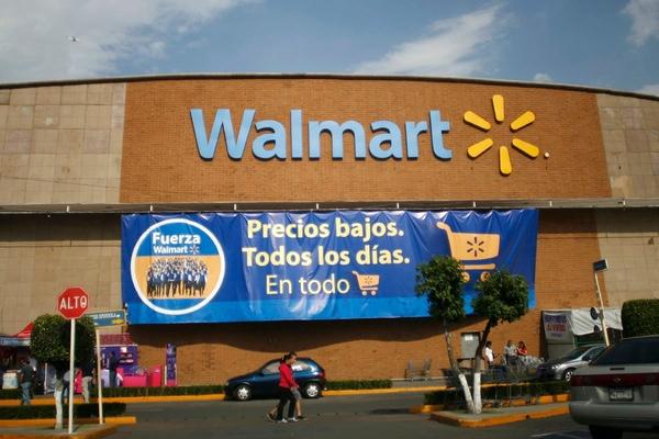 Walmart Mexico crece en agosto
