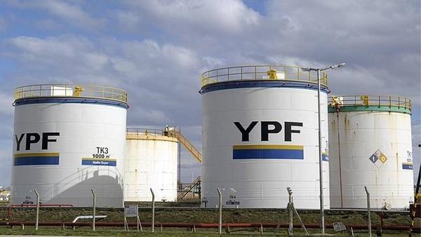 YPF firma un acuerdo con Gazprom
