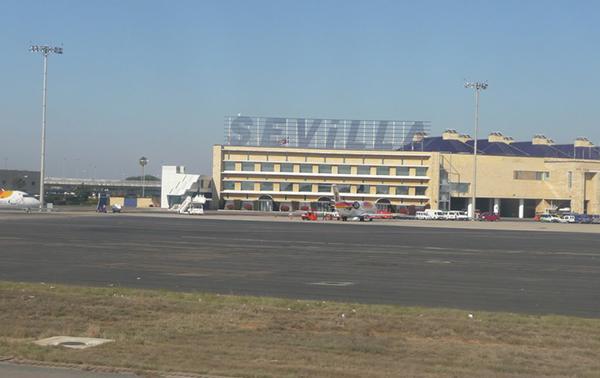 aeropuerto-Sevilla