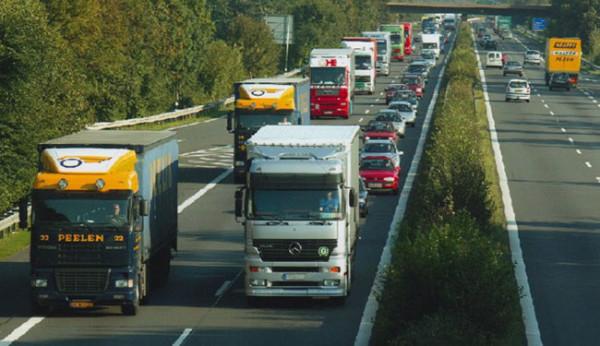 camioneros Alemania