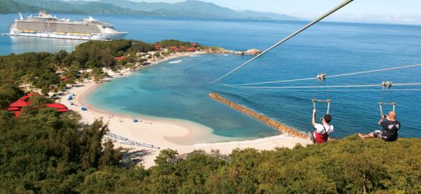 excursiones Royal Caribbean