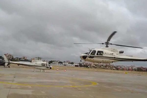 helicopteros-aeropuerto-madrid