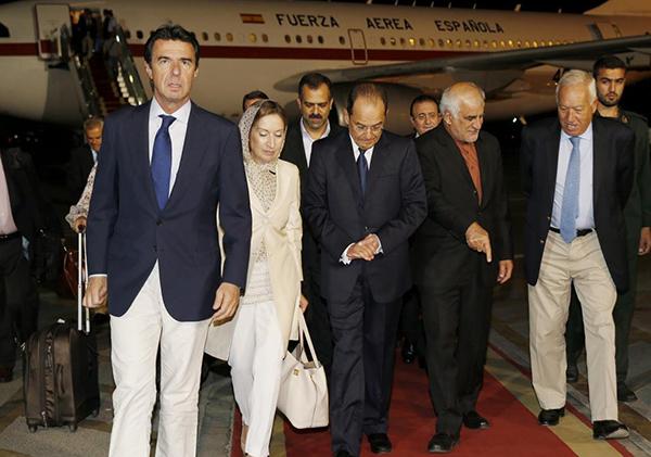 ministros-iran