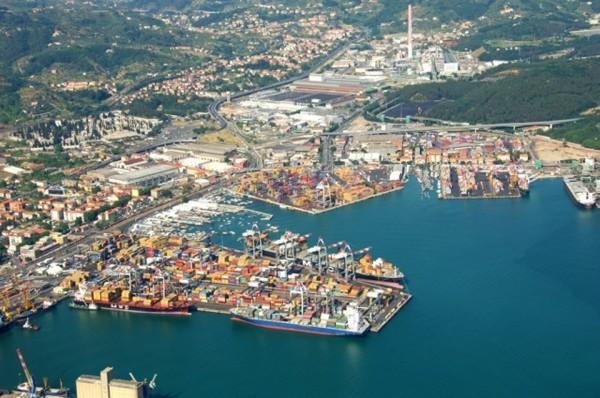 puerto de la spezia