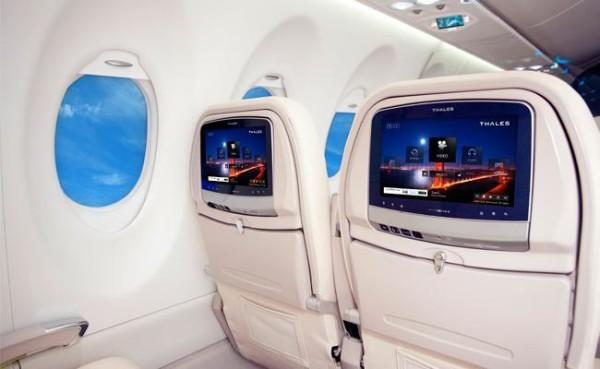 tecnologia en aviones