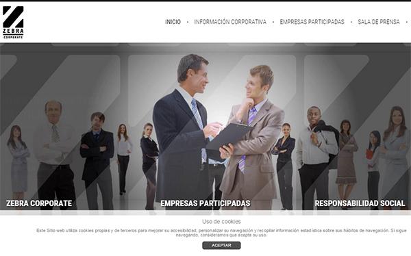 zebra-corporate-web