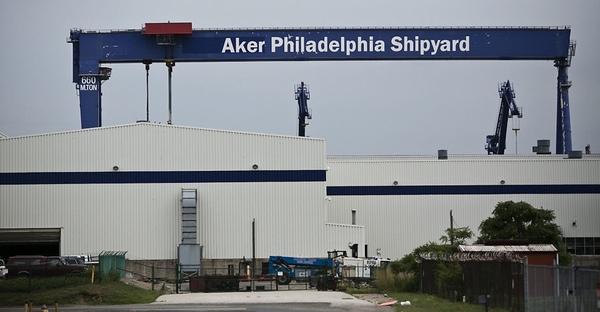 Aker Philadelphia Shipyard construye nuevos buques
