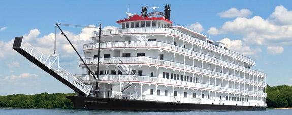 American Cruise Lines amplia su flota