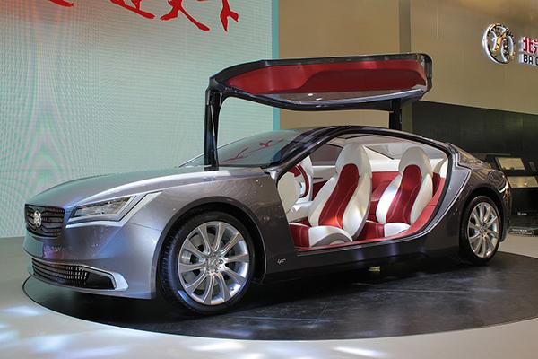 BAIC-coche