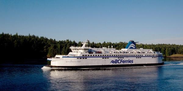 BC Ferries renueva uno de sus buques
