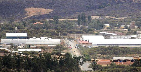 Bolivia expande el parque industrial de Cochabamba
