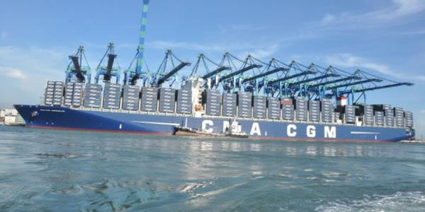 CMA CGM incorpora ultimas tecnologias a su flota
