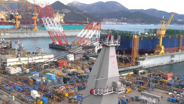 DSME obtiene financiacion para reestructuracion