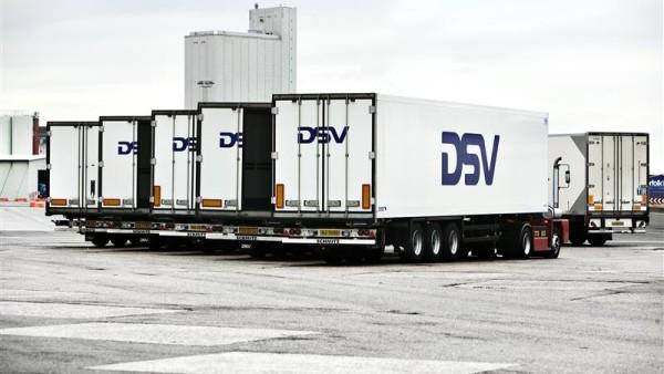 DSV compra UTI