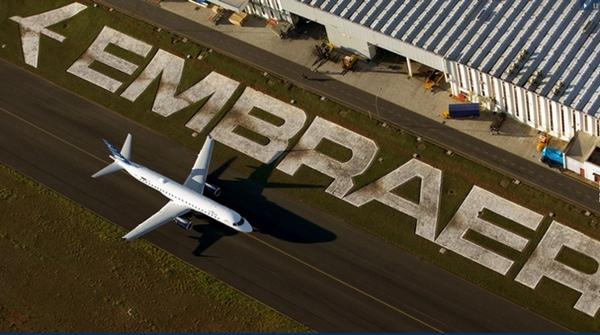 Embraer recibe pedido de SkyWest