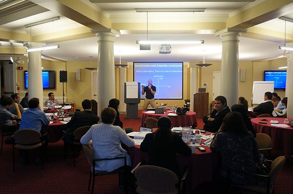Fundacion-ICIL-negociacion-Harvard-seminario