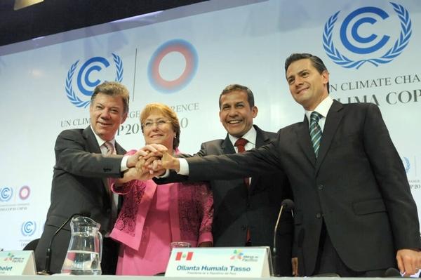 Integracion en Alianza del Pacifico esta bajo minimos