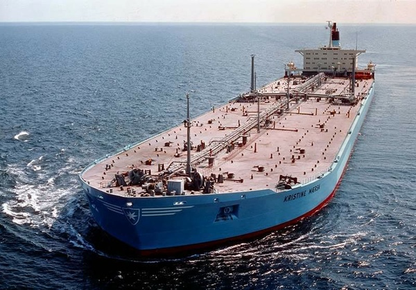 Maersk Tankers encarga nuevos buques