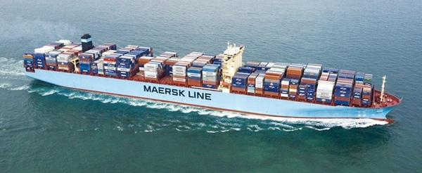 Maersk esta indecisa sobre construccion de nuevos buques