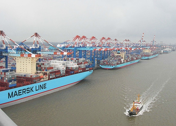 Maersk quiere participar en transporte maritimo en Indonesia