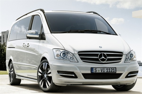 Mercedes vans viano