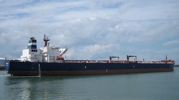 NAT recibe un nuevo buque Suezmax