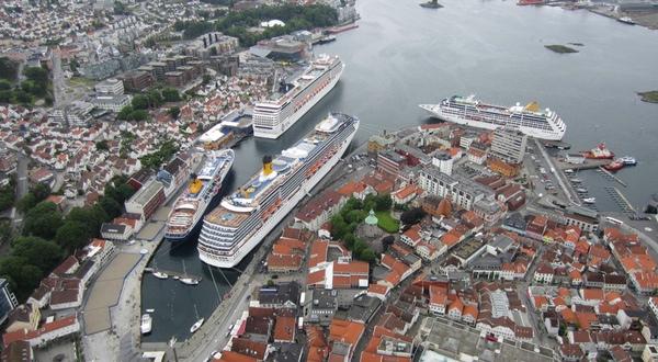 Noruega apuesta por el transporte maritimo ecologico