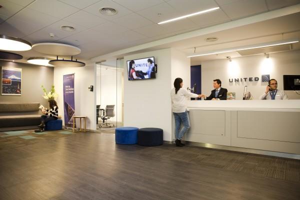 Oficina-United-Airlines