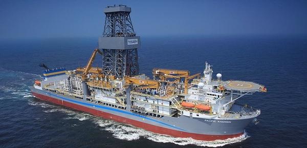 Pacific Drilling suspende encargo de buque