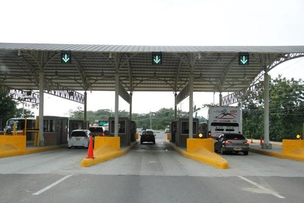 Peajes electronicos mejoraran el transporte en Colombia